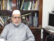 """I would describe Dar al-Hijrah as the Muslim community's center of life,"" imam Elsayyed told IOL."