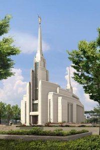 rom-Mormonen-Tempel