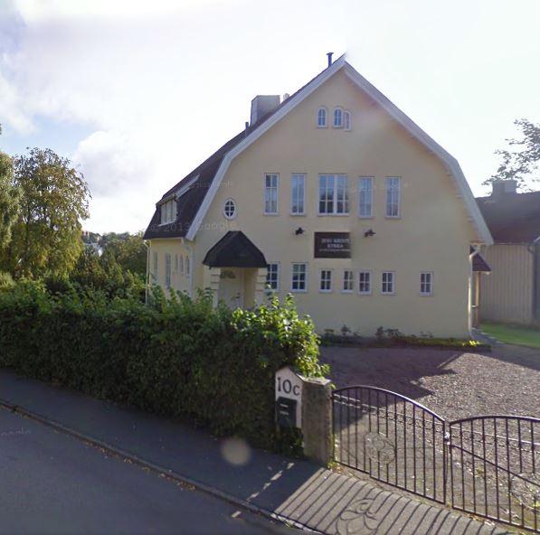 Kapellet i Växjö Folkungagatan 10 c