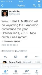 Hans Mattsson